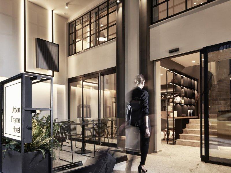 HOSPITALITY | Urban Frame Hotel, Plaka